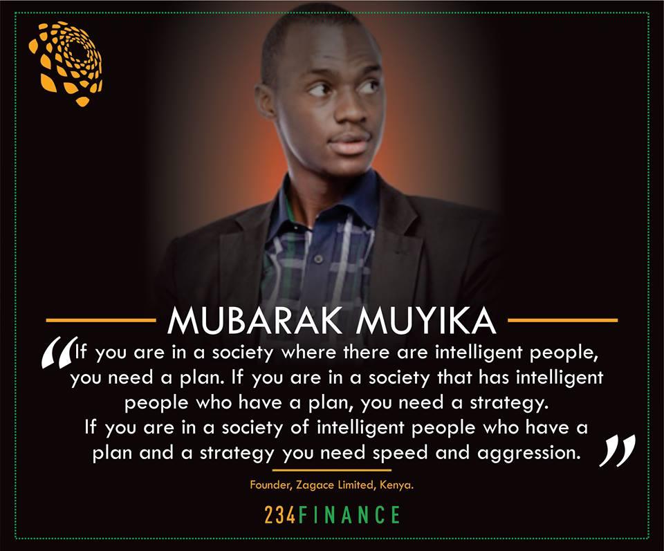 Mubarak Muyikia