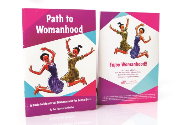 Path to Womanhood, A Guide to Menstrual Management for School Girls