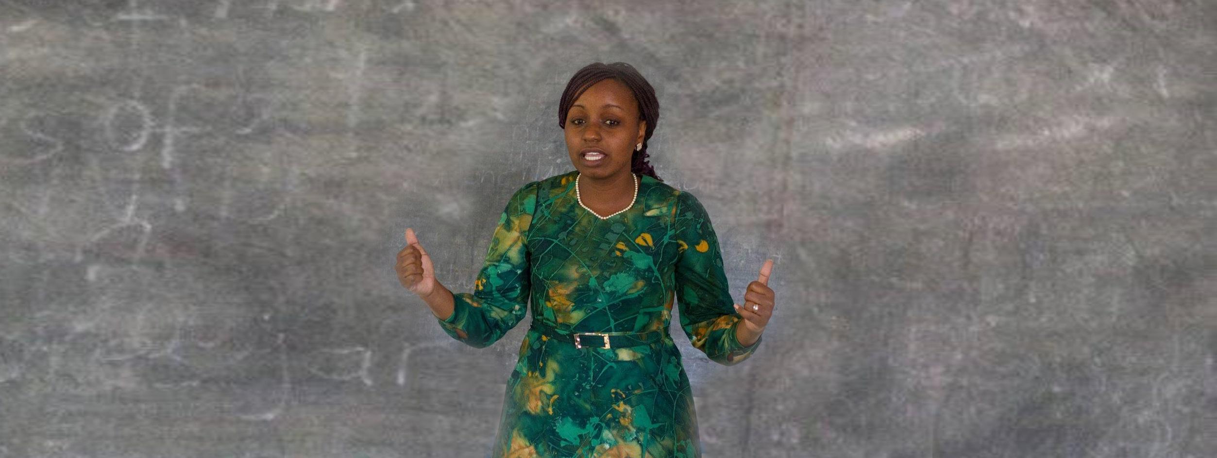Lucy Mwakaba